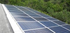 10kW покривна фотоволтаична централа в Еленския балкан