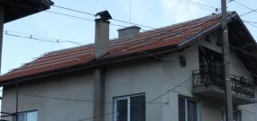 Покривна конструкция фотоволтаична централа 5kW