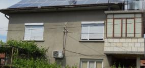 5kW покривна фотоволтаична електроцентрала
