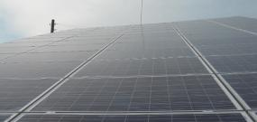 30kW покривна централа