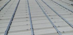 30kW покривна фотоволтаична централа, конструкция K2