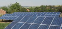 20kW наземна фотоволтаична централа в с. Радомирци, общ. Червен бряг